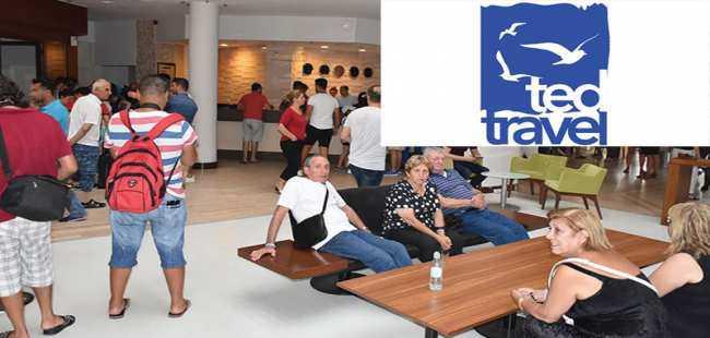 Ted Travel'ın müşterileri Antalya'daki otellerden çıkartılıyor