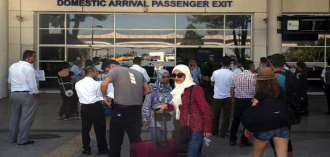 Antalya'da yer kalmadı