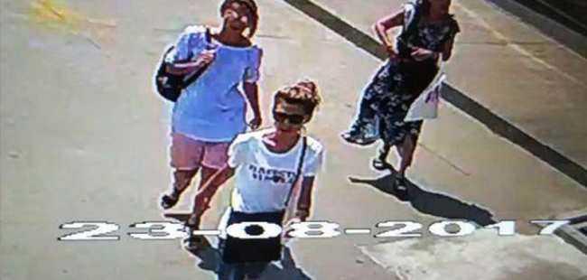 Cüzdan hırsızları yakalandı