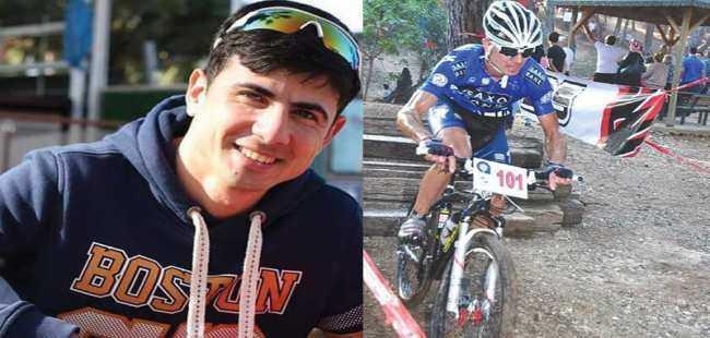 Antalyasporlu bisikletçi bıçaklandı