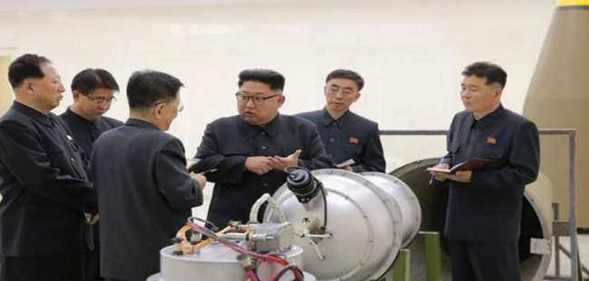 Kuzey Kore dünyayı salladı