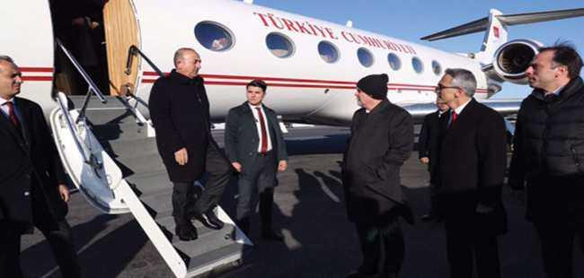 Bakan Çavuşoğlu Bangladeş'e gidiyor