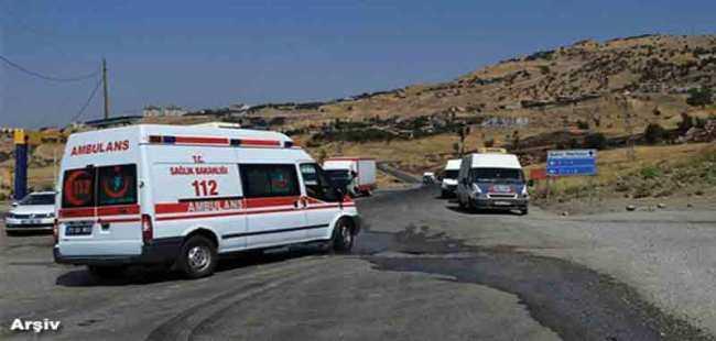 PKK'dan işçilere hain saldırı