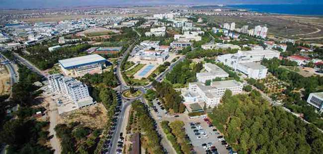 Doğu Akdeniz Üniversitesi dünya liginde