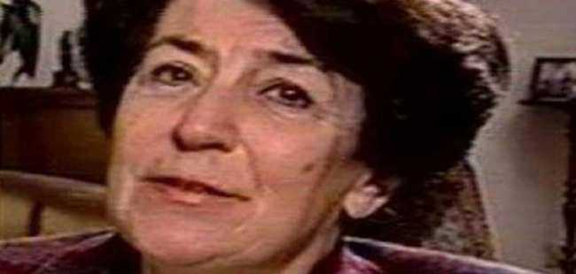 İlk kadın bakan hayatını kaybetti