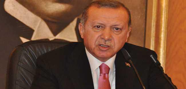 Erdoğan'dan flaş Çağlayan açıklaması