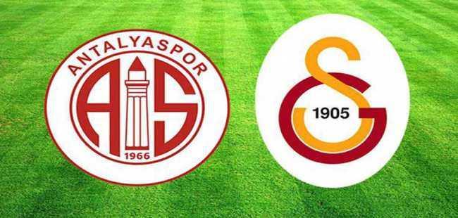 Antalyaspor Galatasaray maçı detayları