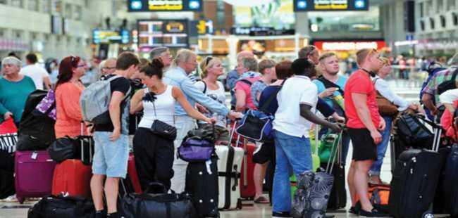 Turizmde Rus pazarı yüzleri güldürüyor