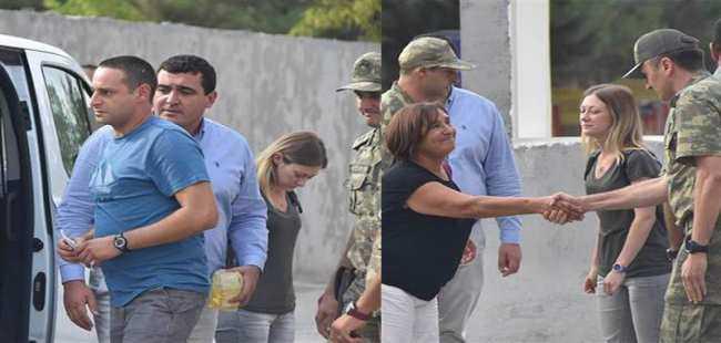 CHP liderinin oğlu teslim oldu