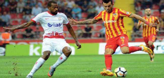 Antalyaspor'da galibiyet hasreti sürüyor