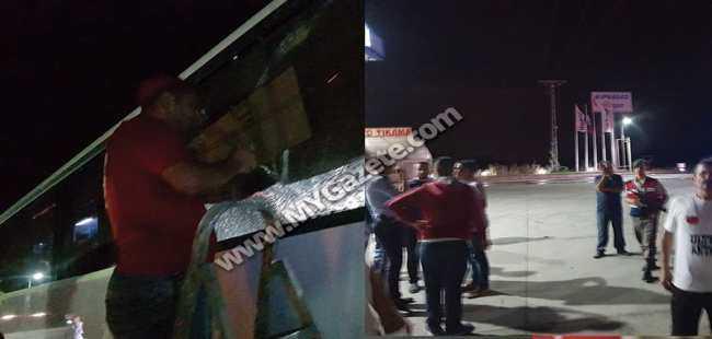 Antalyaspor taraftarına çirkin saldırı