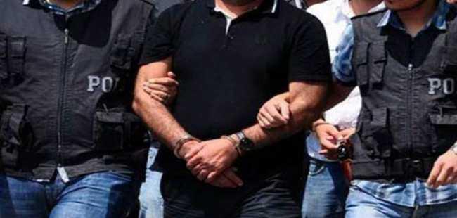 FETÖ'den 5 kişi tutuklandı