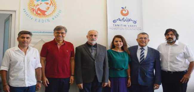 ATAV'da yeni başkan Yeliz Gül Ege