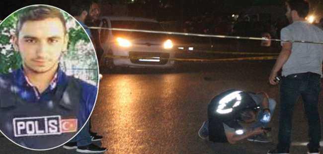 İstanbul'da polise hain saldırı