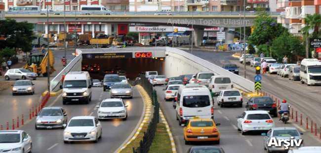 Narenciye Caddesi trafiğe kapatılacak