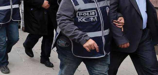 Üsteğmen FETÖ'den gözaltına alındı
