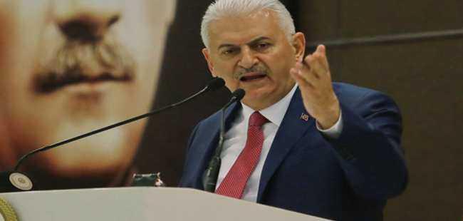 Yıldırım'dan Barzani'ye son uyarı