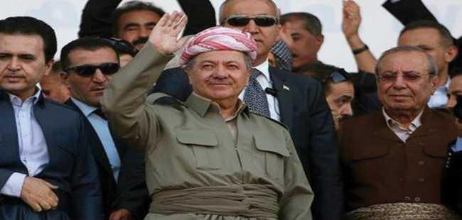Barzani'den son dakika açıklaması