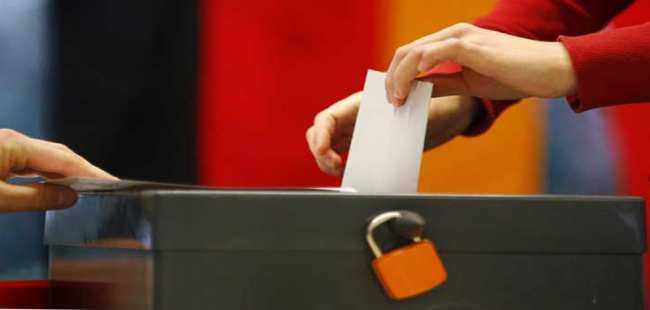 Almanya'daki seçimlerde ilk sonuçlar