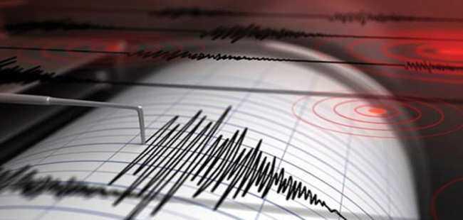 Fiji Adaları'nda deprem oldu