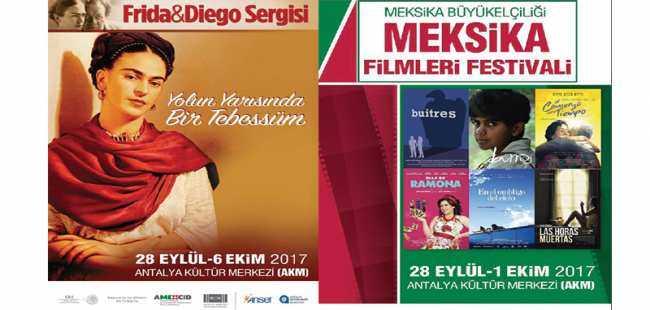 Meksika sineması Antalya'da