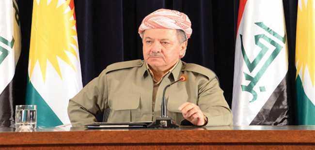 Barzani'den ilk açıklama