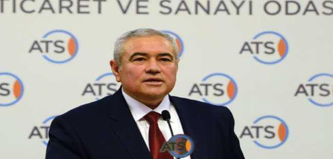 ATSO ticaret zirvesi düzenleyecek