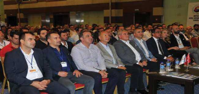 Antalya Ticaret Zirvesi yapıldı