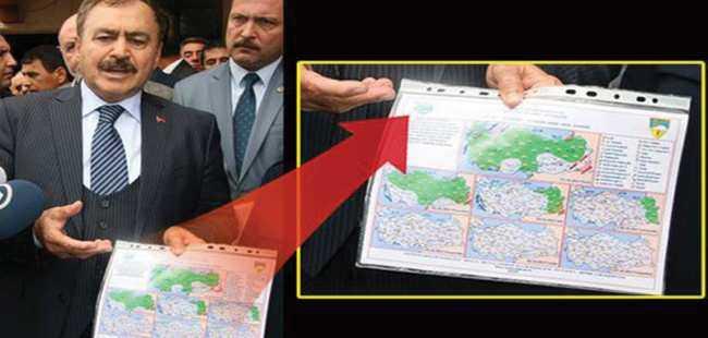 Bakan Eroğlu'dan yağmur açıklaması