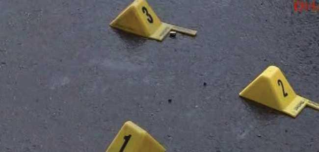 Kafeye silahlı saldırı