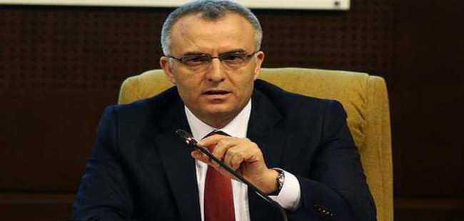 Bakanı Naci Ağbal hastanede