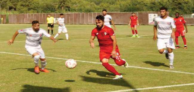 Manavgat derbisi Belediyespor'un