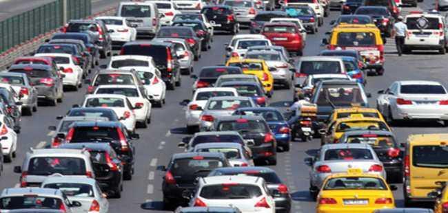 Motorlu taşıtlar vergisi aşağı çekilecek