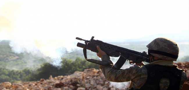 PKK'lı teröristler öldürüldü