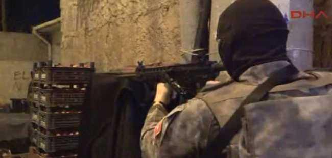 6 ilde  PKK operasyonu düzenlendi