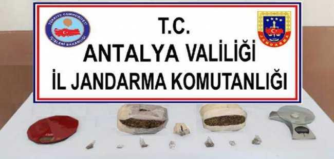 Manavgat'ta operasyon