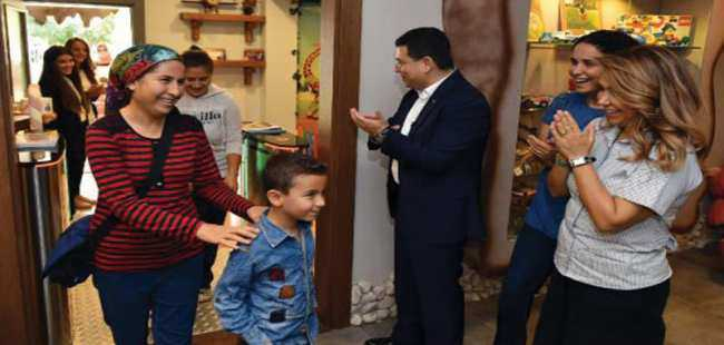 'Oyuncak Müzesi'nde 100 bininci ziyaretçi coşkusu