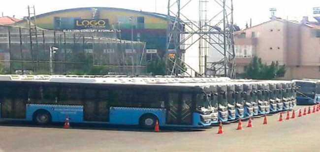 Başkan Türel'den flaş otobüs açıklaması