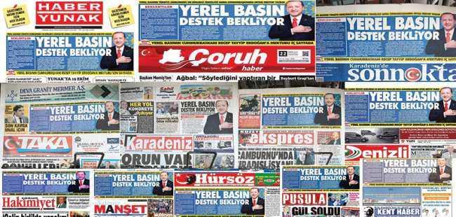 Anadolu basını tek ses oldu
