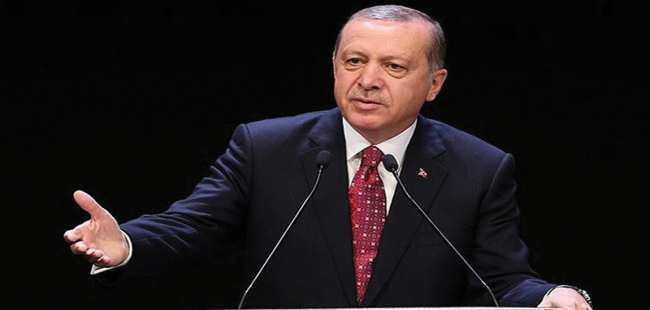 Erdoğan'dan PKK açıklaması