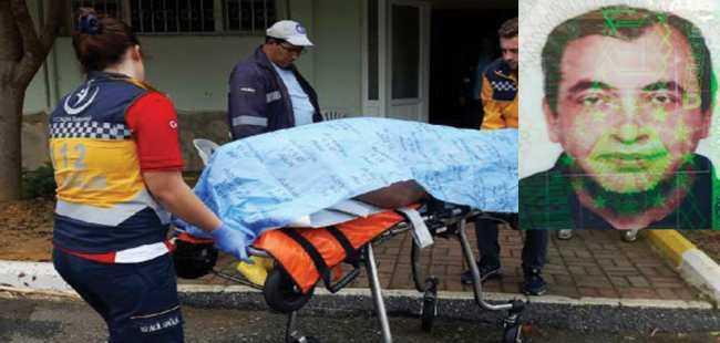 Tatile gelen turist denizde boğuldu