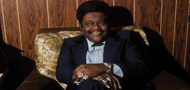 Fats Domino hayatını kaybetti