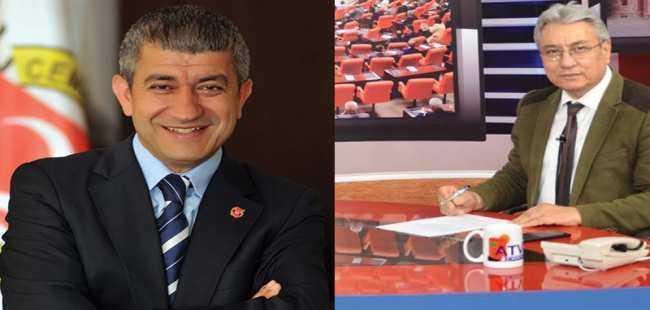 Başkan Yeni Anadolu medyasının sorunlarını anlatacak