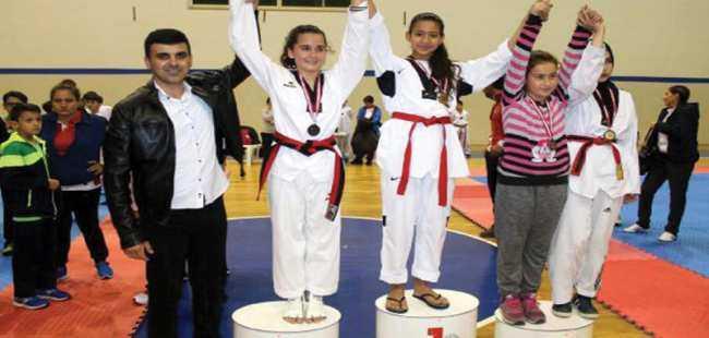 Antalya İl Şampiyonası yapıldı
