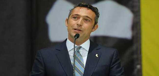 Ali Koç başkanlığı bıraktı