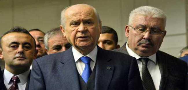 MHP liderinden soruşturmalarla ilgili flaş açıklama