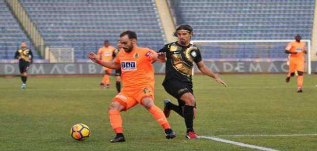 Osmanlıspor Alanyaspor'u yendi