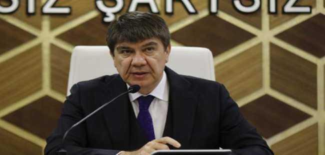 Başkan Türel'den Antalyaspor açıklaması