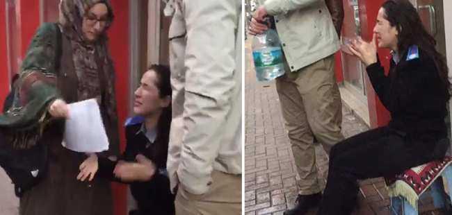 Saldırıya uğrayan güvenlik görevlisinin doktoru açıkladı