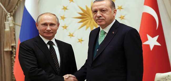 Putin ve Erdoğan'dan flaş açıklamalar